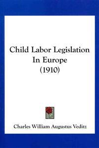 Child Labor Legislation in Europe