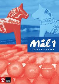 Mål 1 (4:e upplagan) Övningsbok