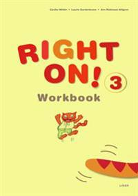 Right On! 3 Workbook
