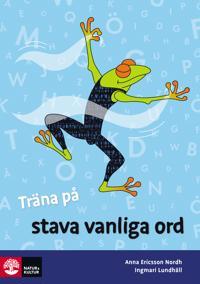 Träna på svenska Stava vanliga ord (5-pack)