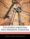 Volksbeschrijving Van Midden-Sumatra