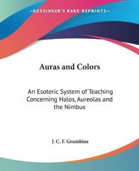 Auras And Colors
