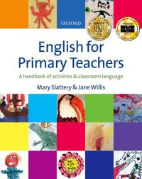 English for Primary Teachers with Audio CD [With CD]