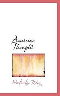 Amercian Thought