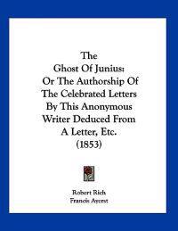 The Ghost of Junius