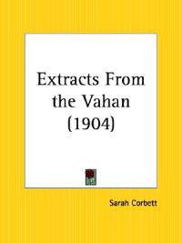 Extracts from the Vahan, 1904