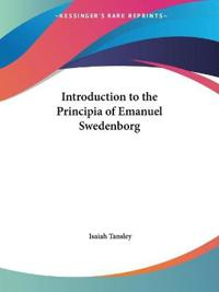 Introduction to the Principia of Emanuel Swedenborg 1912