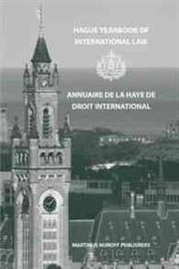 Hague Yearbook of International Law / Annuaire de La Haye de Droit International, Vol. 22 (2009)