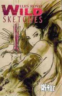Luis Royo Wild Sketches
