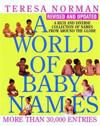 A World of Baby Names