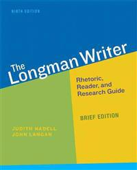 Longman Writer, The, Brief Edition Plus Mylab Writing -- Access Card Package