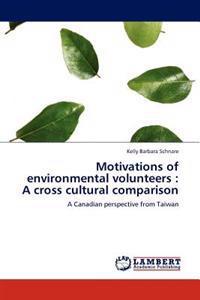 Motivations of Environmental Volunteers