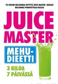 Juice Master mehudieetti