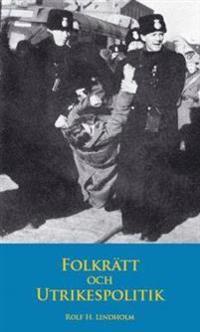 Folkrätt och utrikespolitik