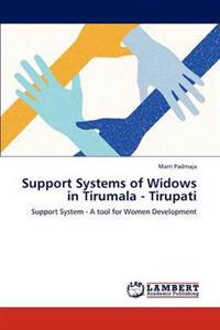 Support Systems of Widows in Tirumala - Tirupati