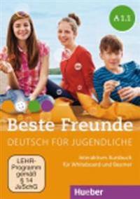 Beste Freunde A1/1. Interaktives Kursbuch für Whiteboard und Beamer. DVD-ROM