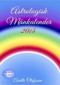 Astrologisk Månkalender 2015