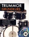 Trummor Grundkurs Med övnings-cd