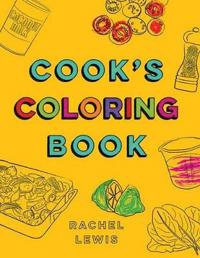Cook's Coloring Book