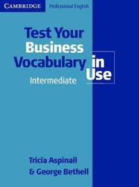 Test Your Business Vocabulary in Use