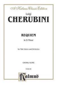 Requiem in D Minor: Ttbb (Orch.) (Latin Language Edition)