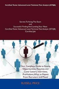 Certified Tester Advanced Level Technical Test Analyst Istqb
