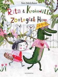 Rita & Krokodille - Zoologisk Have