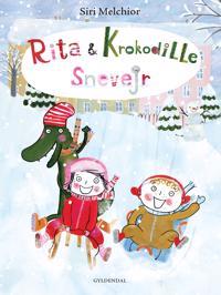 Rita & Krokodille - snevejr