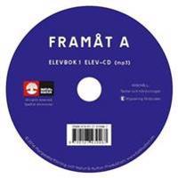 Framåt A 2:a uppl Elevbok 1, Elev-cd (mp3)