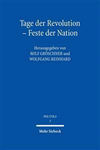 Tage Der Revolution - Feste Der Nation