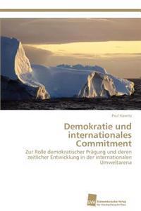 Demokratie Und Internationales Commitment