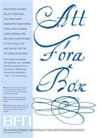 Att föra bok 2014