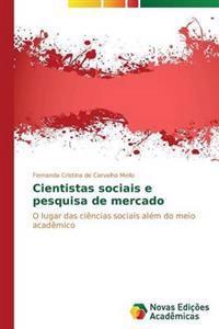 Cientistas Sociais E Pesquisa de Mercado