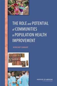 The Role and Potential of Communities in Population Health Improvement