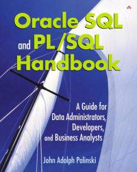 Oracle SQL and Pl/SQL Handbook