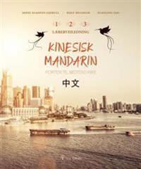Kinesisk mandarin - Sofie Xiaofen Gjerull, Rolf Melheim, Xiaoling Yao   Inprintwriters.org