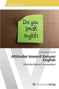Attitudes Toward Kenyan English