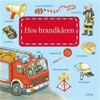 Hos brandkåren