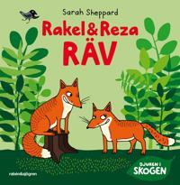 Rakel och Reza Räv