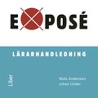 Exposé Lärarhandledning cd