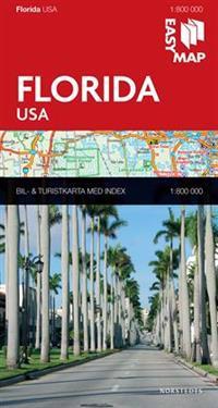 Florida EasyMap : 1:800000