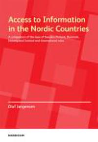 Access to information in the Nordic countries