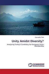 Unity Amidst Diversity?