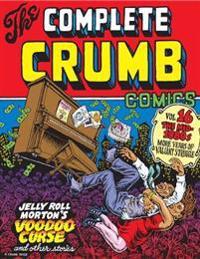 The Complete Crumb Comics 16