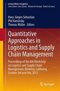 Quantitative Approaches in Logistics and Supply Chain Management