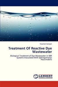Treatment of Reactive Dye Wastewater