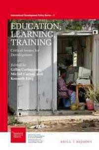 Education, Learning, Training: Critical Issues for Development
