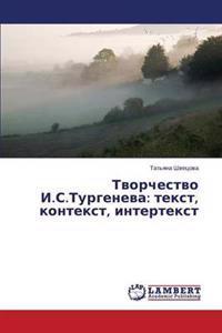 Tvorchestvo I.S.Turgeneva