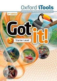 Got it!: Starter: Itools