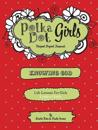 Polka Dot Girls, Knowing God, Leaders Guide